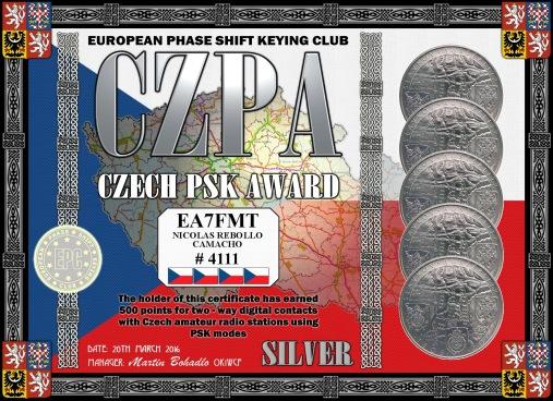 CZPA-SILVER-1 DIPLOMA