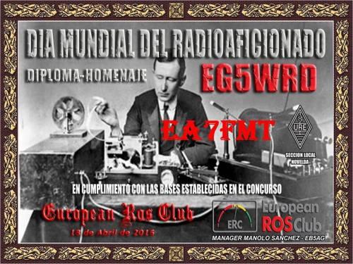 DIA MUNDIAL RADIOAFICIONADO