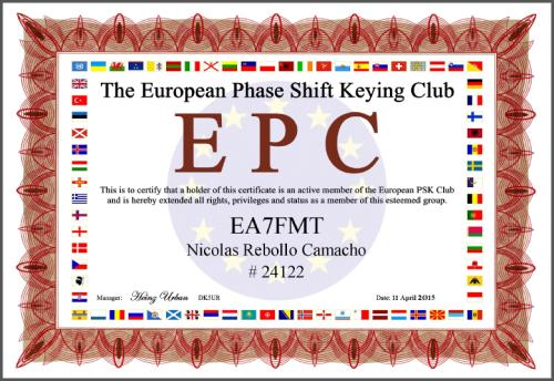 Diploma EPC
