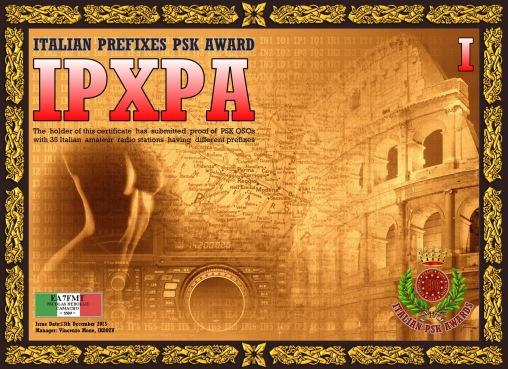 IPXPA-I DIPLOMA