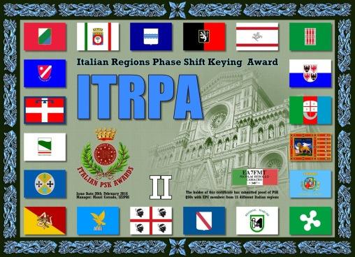 ITRPA-II DIPLOMA