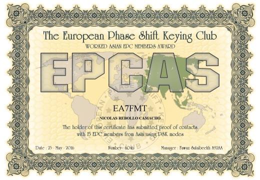 EPCMA-EPCAS DIPLOMA