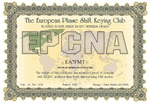 EPCMA-EPCNA DIPLOMA