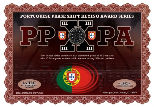 PPXPA-III DIPLOMA