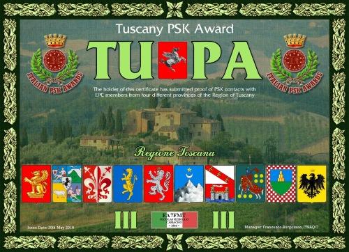 TUPA-III DIPLOMA