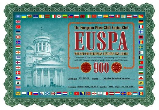 EUSPA-900 DIPLOMA