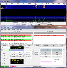 WSJT-X SOFTWARE MULTIMODO PROGRAMA DIGITAL FT8 FT4