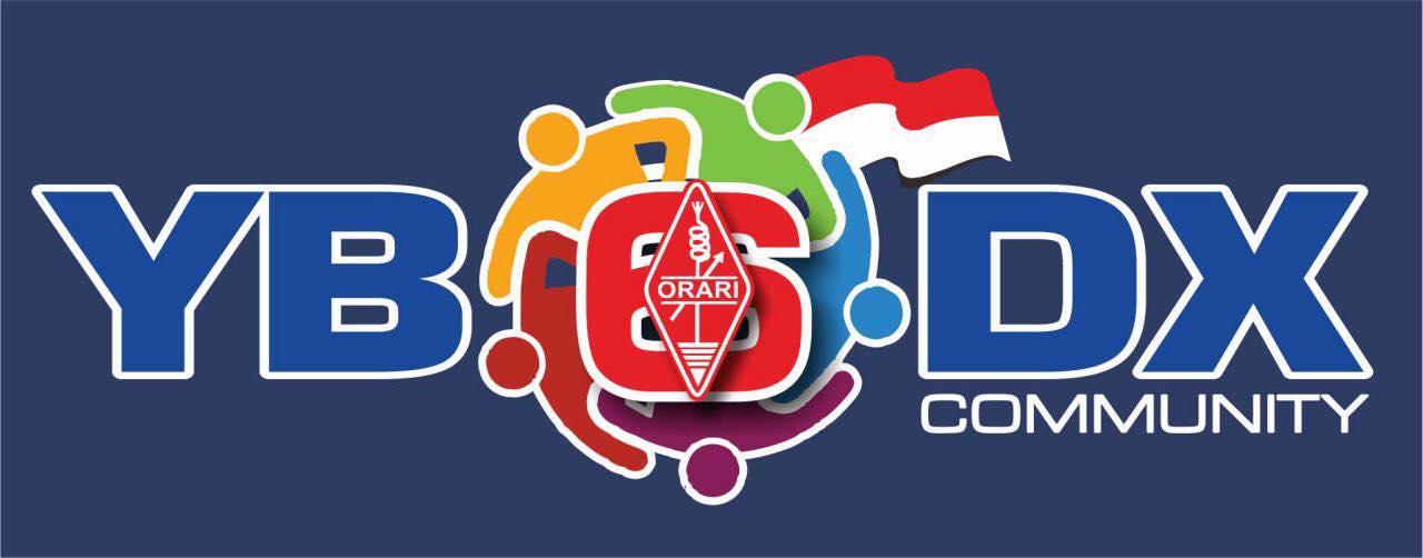 YB6DX COMMUNITY CLUB DE RADIO INDONESIA TODOS LOS MODOS SOLICITUD DE DIPLOMAS